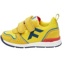 Sko Børn Lave sneakers Falcotto 2014924 01 Gul