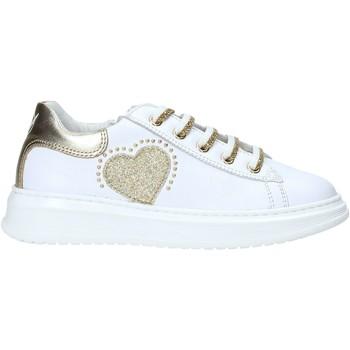 Sko Børn Lave sneakers Naturino 2014788 01 hvid