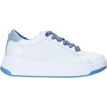 Sko Dame Lave sneakers Apepazza S0BASKET04/FLW hvid