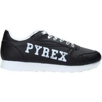 Sko Herre Lave sneakers Pyrex PY020208 Sort