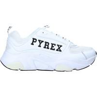 Sko Dame Lave sneakers Pyrex PY020233 hvid