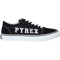 Sko Dame Lave sneakers Pyrex PY020224 Sort