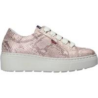 Sko Dame Lave sneakers CallagHan 14906 Lyserød
