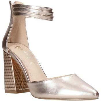 Sko Dame Højhælede sko Gold&gold A20 GD218 Lyserød