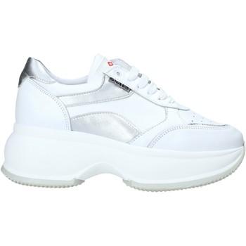 Sko Dame Lave sneakers Exton 1575 hvid