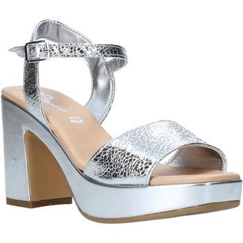 Sko Dame Sandaler Grace Shoes L220 Sølv