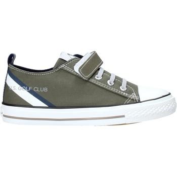 Sko Børn Lave sneakers U.s. Golf S20-SUK608 Grøn