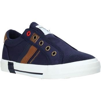 Sko Børn Lave sneakers Fred Mello S20-SFK305 Blå