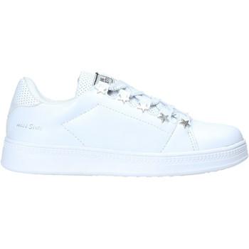 Sko Børn Lave sneakers Miss Sixty S20-SMS727 hvid