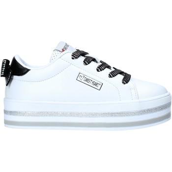 Sko Børn Lave sneakers Sweet Years S20-SSK415 hvid