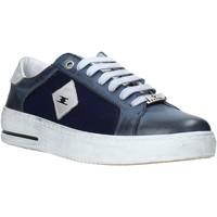 Sko Herre Lave sneakers Exton 177 Blå