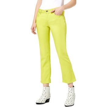 textil Dame Chinos / Gulerodsbukser Liu Jo WA0185 T7144 Gul