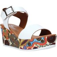 Sko Dame Sandaler Grace Shoes 07 hvid