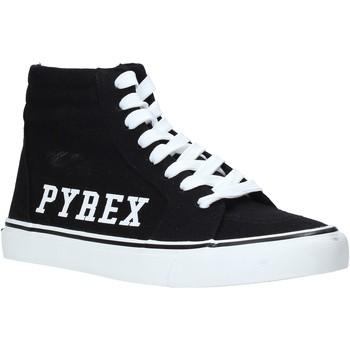 Sko Dame Høje sneakers Pyrex PY020226 Sort