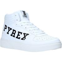 Sko Dame Høje sneakers Pyrex PY020234 hvid
