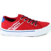 Sko Børn Lave sneakers Levi's VKIN0001T Rød
