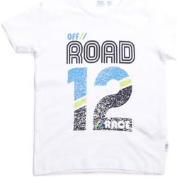 textil Børn T-shirts m. korte ærmer Melby 70E5544 hvid