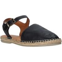 Sko Dame Sandaler Bueno Shoes 9J322 Sort