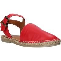 Sko Dame Sandaler Bueno Shoes 9J322 Rød
