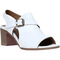 Sko Dame Sandaler Bueno Shoes 9L102 hvid