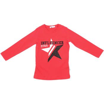 textil Børn Langærmede T-shirts Melby 70C5615 Rød