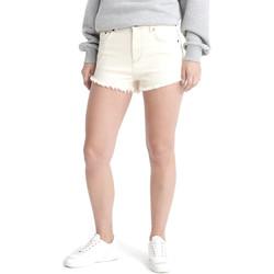 textil Dame Shorts Superdry W7110015A Beige