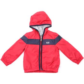 textil Børn Sportsjakker Melby 20Z7540 Rød