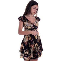 textil Dame Korte kjoler Liu Jo FA0303 T4031 Sort