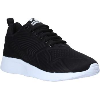 Sko Dame Lave sneakers Lumberjack SW78311 001 C01 Sort