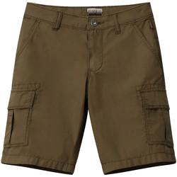 textil Børn Shorts Napapijri NP0A4E4G Grøn