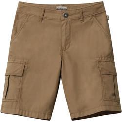 textil Børn Shorts Napapijri NP0A4E4G Brun