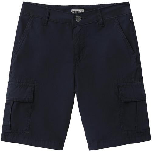 textil Børn Shorts Napapijri NP0A4E4G Blå