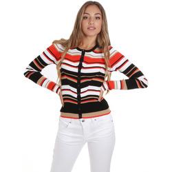 textil Dame Veste / Cardigans Liu Jo MA0084 MA99E Orange