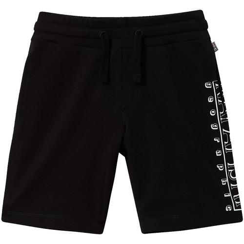 textil Børn Shorts Napapijri NP0A4E4I Sort