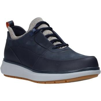 Sko Herre Lave sneakers Clarks 26146136 Blå
