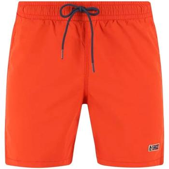 textil Herre Badebukser / Badeshorts Napapijri NP0A4EB2 Orange