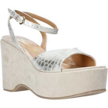 Sko Dame Sandaler Grace Shoes 104003 Beige