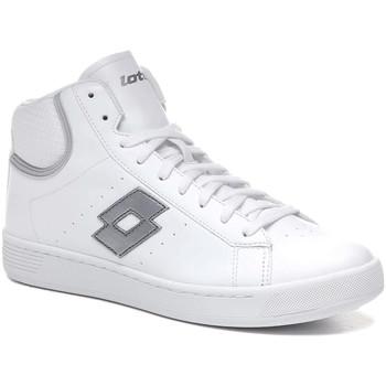 Sko Dame Høje sneakers Lotto 212080 hvid