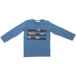 textil Børn Langærmede T-shirts Melby 70C5524 Blå