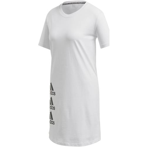 textil Dame Korte kjoler adidas Originals FI4631 hvid