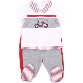 textil Børn Sæt Melby 20Q7330 Rød