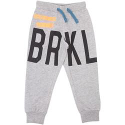 textil Børn Træningsbukser Melby 70F5564M Grå