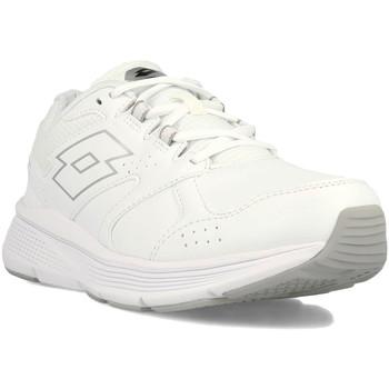 Sko Herre Lave sneakers Lotto 211823 hvid