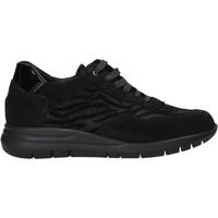 Sko Dame Lave sneakers Grunland SC2961 Sort