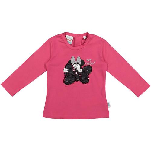 textil Børn Langærmede T-shirts Melby 20C2101DN Lyserød