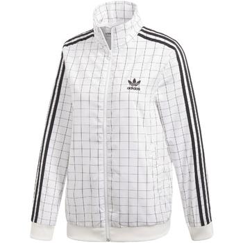 textil Dame Sportsjakker adidas Originals CE1734 hvid