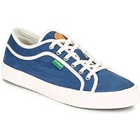 Sko Dame Lave sneakers Kickers ARVEIL Marineblå