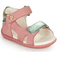 Sko Pige Sandaler Kickers BINSIA-2 Pink