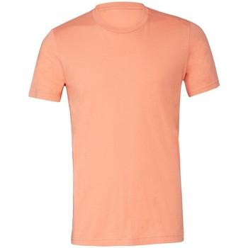 textil T-shirts m. korte ærmer Bella + Canvas CV3001 Sunset