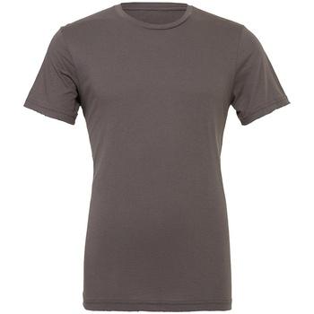 textil T-shirts m. korte ærmer Bella + Canvas CV3001 Asphalt